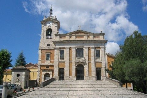 ALATRI SHRINE – FROSINONE