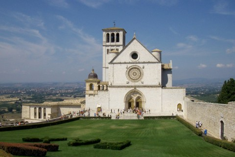 BASILICA OF ST FRANCIS – ASSISI