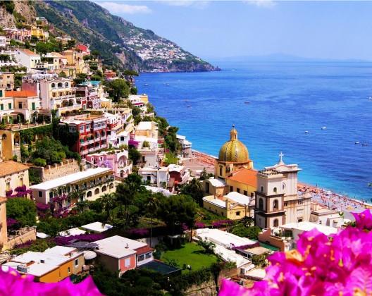 Tastes of Campania