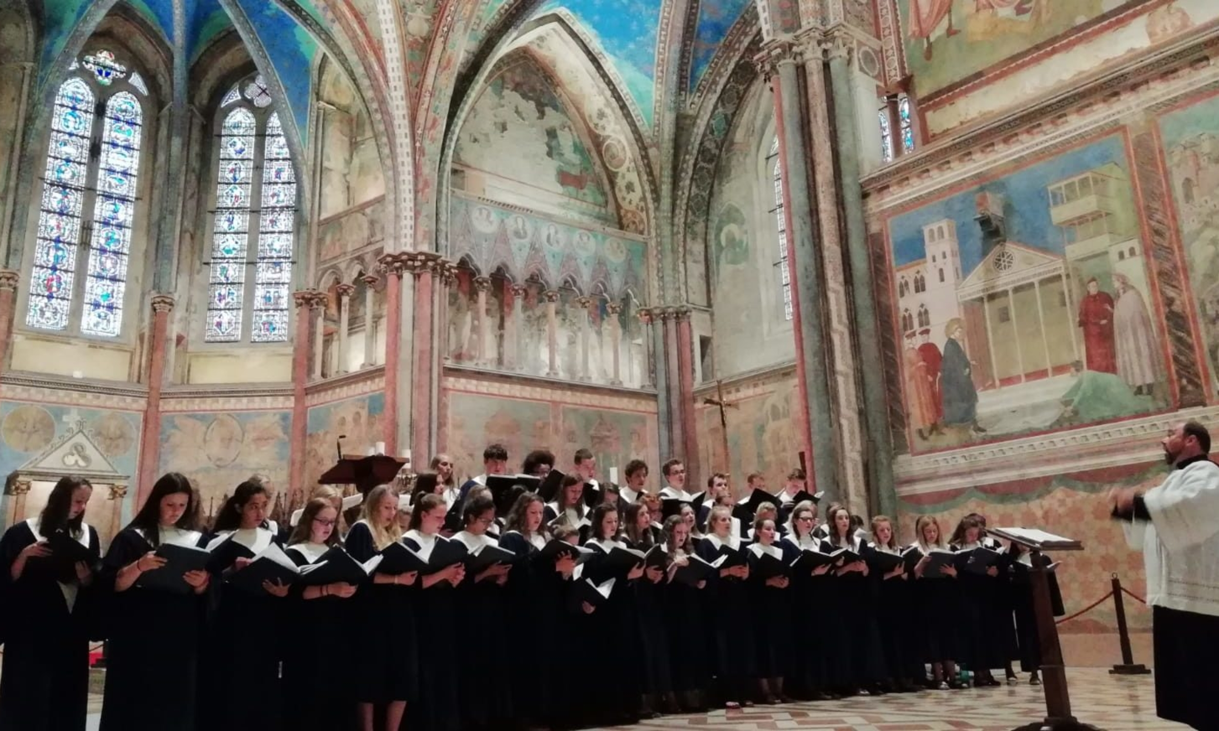 Concert in Assisi